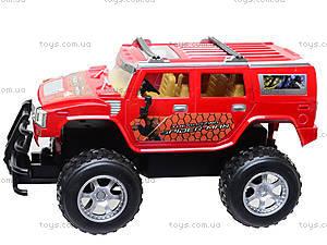 Джип на радиоуправлении «Спайдермен», QX233S, детские игрушки