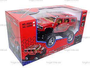 Джип на радиоуправлении «Спайдермен», QX233S, toys.com.ua