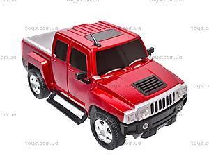 Джип-пикап детский радиоуправляемый, 678A, игрушки
