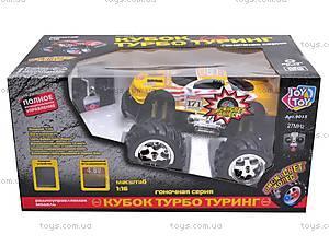 Джип «Туринг», на управлении, 9015, игрушки