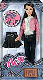 Кукла-шатенка для девочек «Джинсовый стиль», 35062, фото