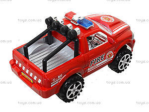 Инерционный джип «Пожарная полиция», 361D1, купить
