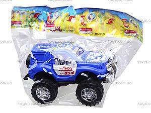 Игрушечный джип с инерционным механизмом, 528AB, детские игрушки