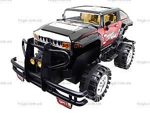 Инерционный джип Speed, 689-170, toys