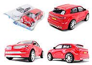 Инерционная игрушка «Машина», детская, 8818, купить