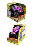 Джип-монстр серии «Monster Wheels», KLX500-127, купить