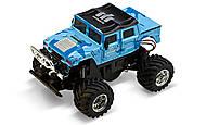 Джип микро р/у 1:58 GWT 2207 голубой, GWT2207-5, фото