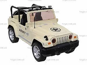 Джип на радиоуправлении Army, 6137-3, toys.com.ua