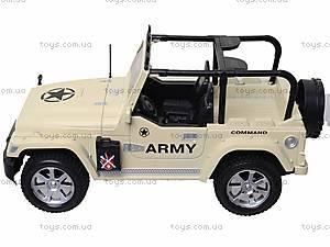 Джип на радиоуправлении Army, 6137-3, toys