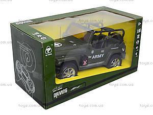 Джип на радиоуправлении Army, 6137-3, іграшки