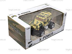 Джип на радиоуправлении X-Power, 2012-1С2С3С5С6С, Украина