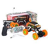 Джип на радиоуправлении игрушечный оранжевый, 6149Q, купить