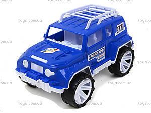 Детская машинка Джип, 030, фото
