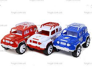 Детская машинка Джип, 030, игрушки