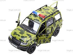 Игрушечный военный джип «Автопарк», 9625-B, фото