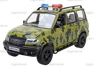 Игрушечный военный джип «Автопарк», 9625-B, отзывы