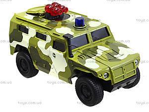 Музыкальный военный джип серии «Автопарк», 9706C, фото