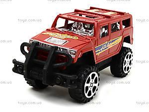 Игрушечный джип для детей «Хаммер», SZ1112, фото
