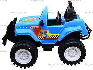 Игровая машина «Джип Сафари», 12-001-1, toys.com.ua
