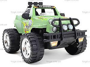 Инерционный джип Motor, 0965-1, детские игрушки
