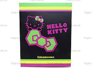 Дневник школьный для девочек Hello Kitty, HK14-261-1K
