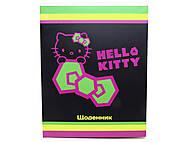 Дневник школьный для девочек Hello Kitty, HK14-261-1K, фото