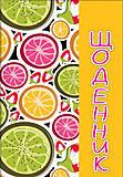Дневник школьный FRESH В5 48 л твердая обложка, ZB.13804