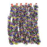 Дождик разноцветный (12 штук), C30475, отзывы