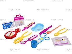 Игровой набор доктора для малышей, 0293, детские игрушки