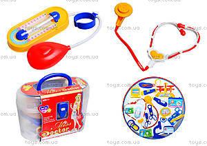 Игрушечный докторский набор в чемодане, 5614-2