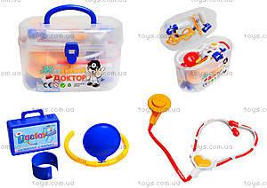 Детский докторский набор в чемодане, 5665