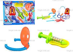 Игровой набор для детей «Доктор», 9616-56