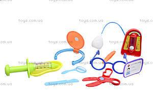 Игровой набор для детей «Доктор», 9616-56, магазин игрушек