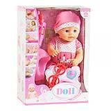 Доктор пупс «Doll» в костюмчике с тортиком, YL1812A/B