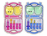 """Набор для игры """"Стоматолог"""" 2 вида, H008, купить"""