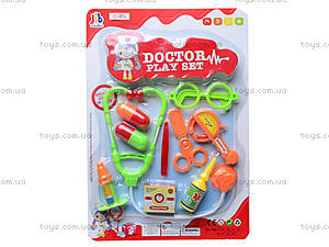 Детский докторский набор «Айболит», 1006-2, цена