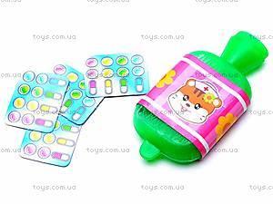 Докторский набор, в чемодане, 2552, детские игрушки