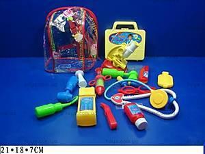 Докторский набор, в рюкзаке, 3001