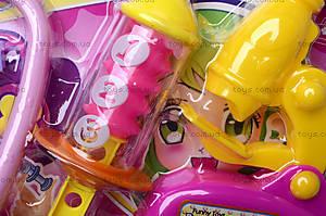 Игрушечный докторский набор в саквояже, 3A-707, игрушки