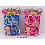 Докторские игрушки с младенцем, 3A-318, купить игрушку