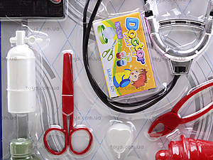 Докторский набор для детей, 788-1, отзывы