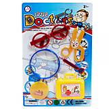 Докторский набор «Маленький доктор» мини, 55864, купить
