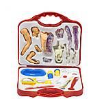 Докторский набор с анатомической моделью, в чемоданчике, 826761_3219, фото