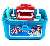 Докторский набор «Стоматолог» голубой, KI-8016A, купить