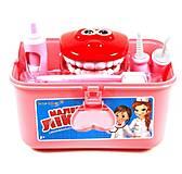Докторский набор «Стоматолог» розовый, KI-6016A