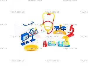 Докторский набор инструментов  в чемодане,
