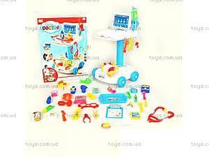 Докторский игрушечный набор,