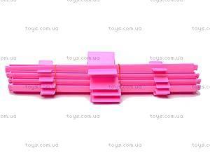 Дом для Барби трехэтажный, 71D, toys