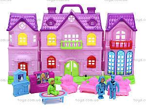 Дом для кукол My sweet home, 12282, отзывы