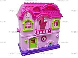 Дом кукольный с мебелью, 32663A, отзывы